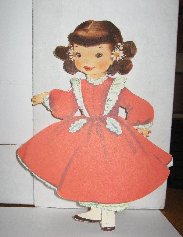 Doll 1, 4 Little Girls