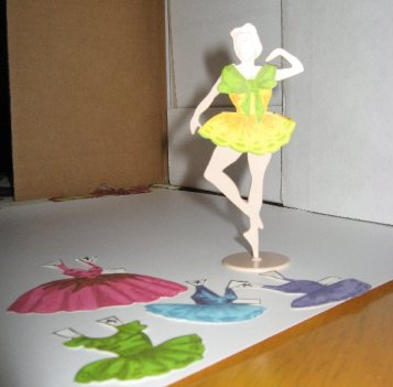 Creative Cut Outs from Trim Molded Plastic Company.