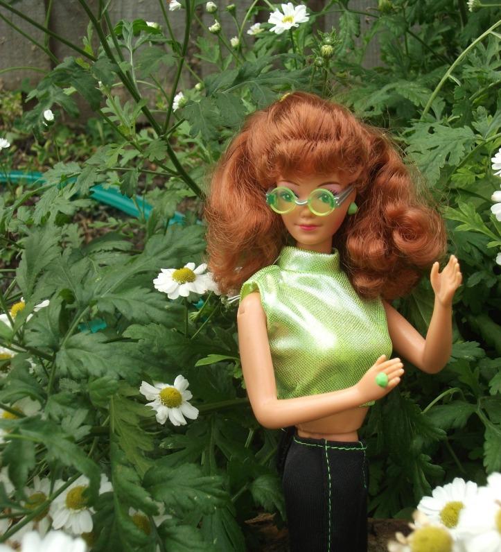 Trudi in Fashion Avenue fashion.