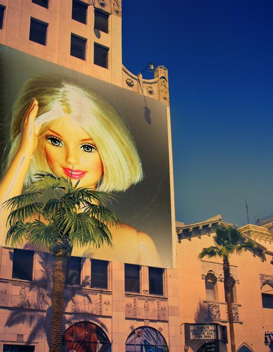 The Midge Billboard.