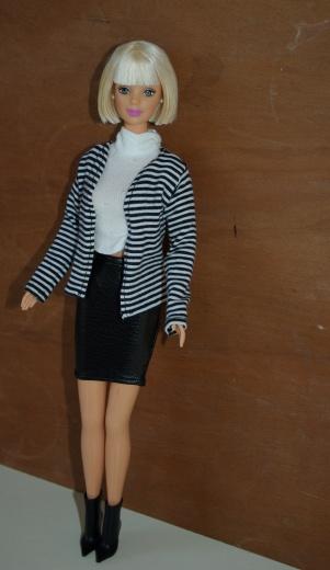 Pilot Barbie 1999 aka Vivienne.