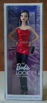 The Barbie Look City Shine