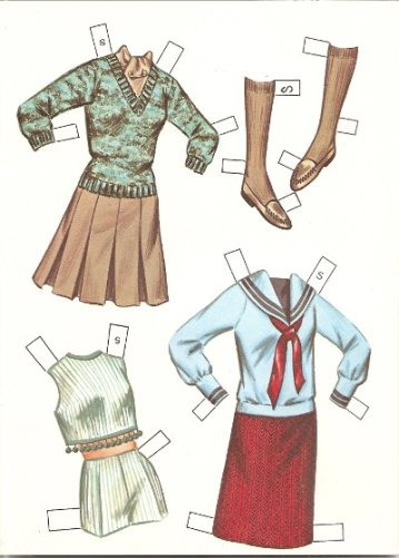 Fashions for Susan by Lowe.