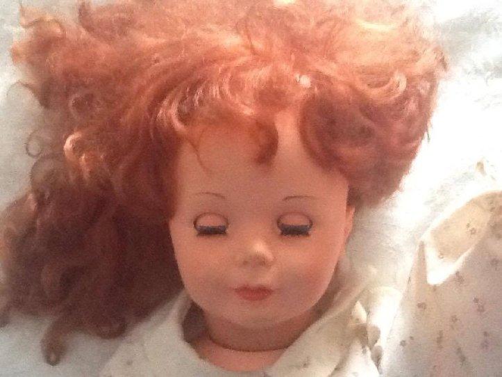 Estrela doll head