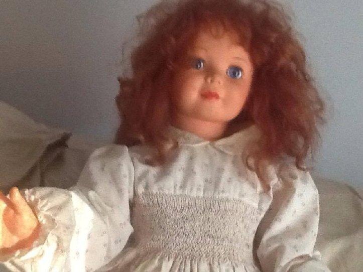 Val's Estrela doll