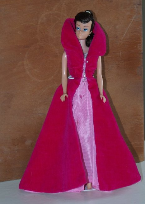 My swirl ponytail Barbie in Sophisticated Lady.