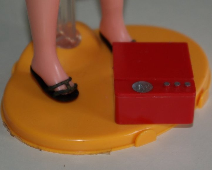 Sindy's record player.