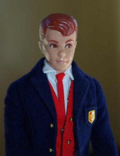 Vintage Midge's boyfriend Allan.