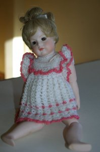 Twinkle the doll.