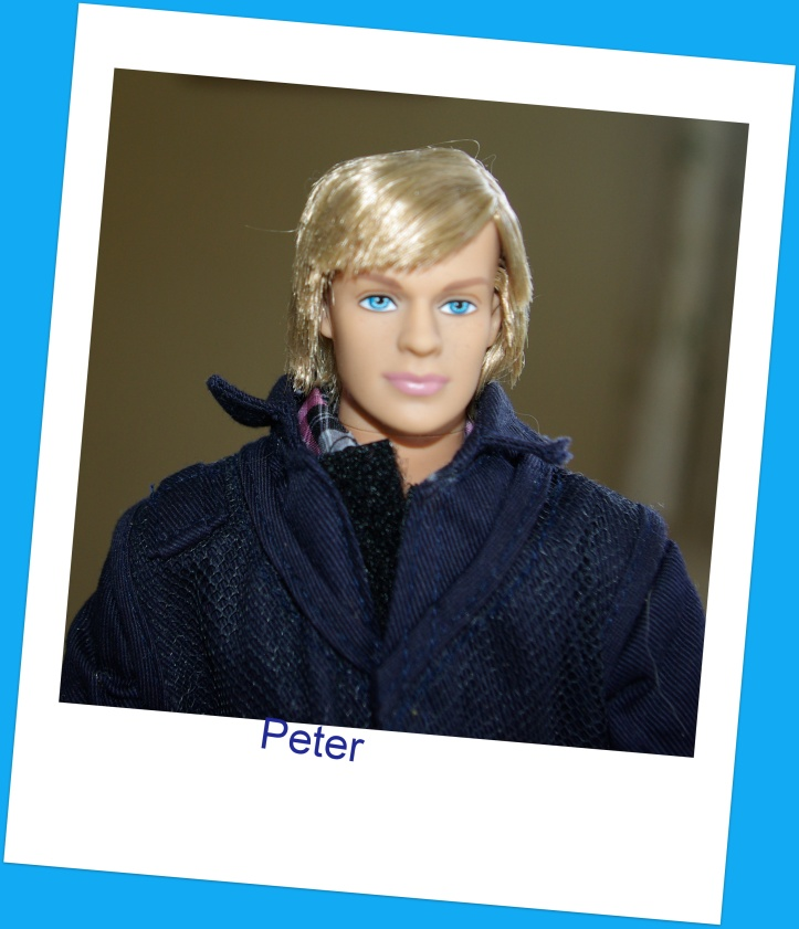 Candidate number three is Peter.