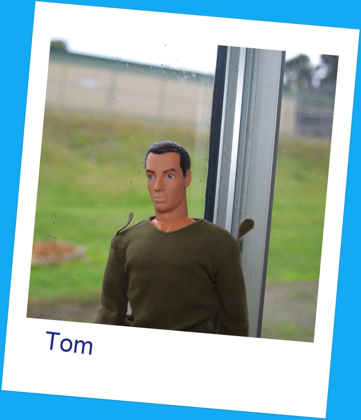 Candidate number two is Tom (Army Buddy)