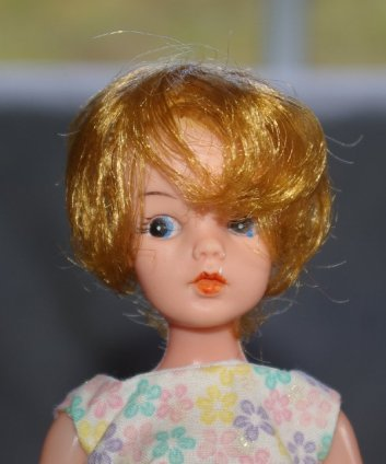 This one is quite well made and a good likeness to Sindy or Tammy.