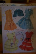 A page of reproduction clothes.