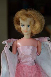 Tressy's evening dress.