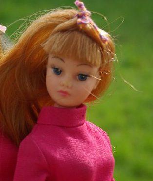Naomi's childhood doll Lynne.