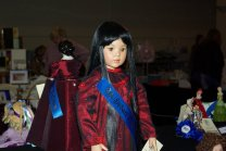 One of the porcelain doll entries.