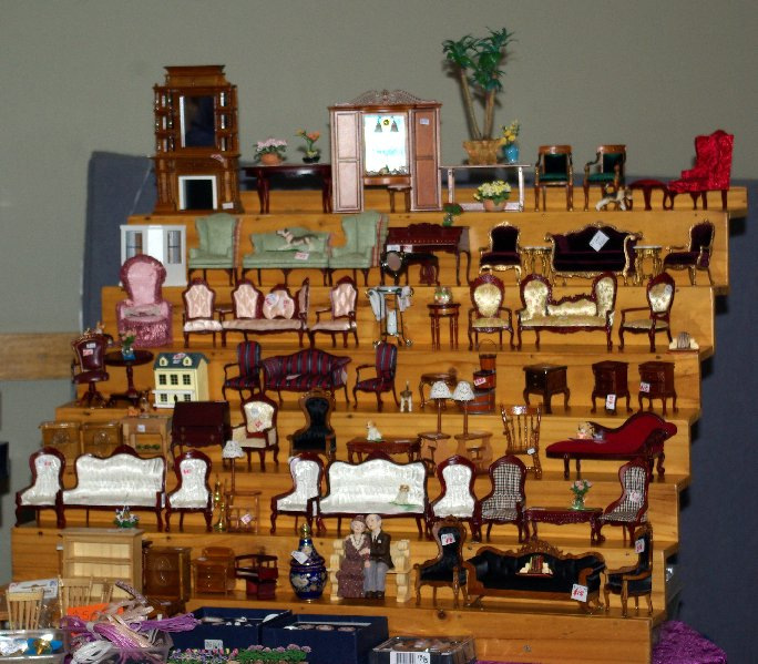 Dolls House furniture.