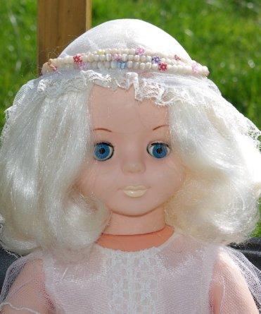Perfekta doll close up