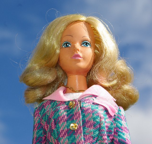 Tuesday Taylor fashion doll 1978