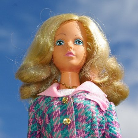 Tuesday Taylor fashion doll 1978