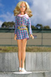 Tuesday Taylor fashion doll by Ideal 1977-8