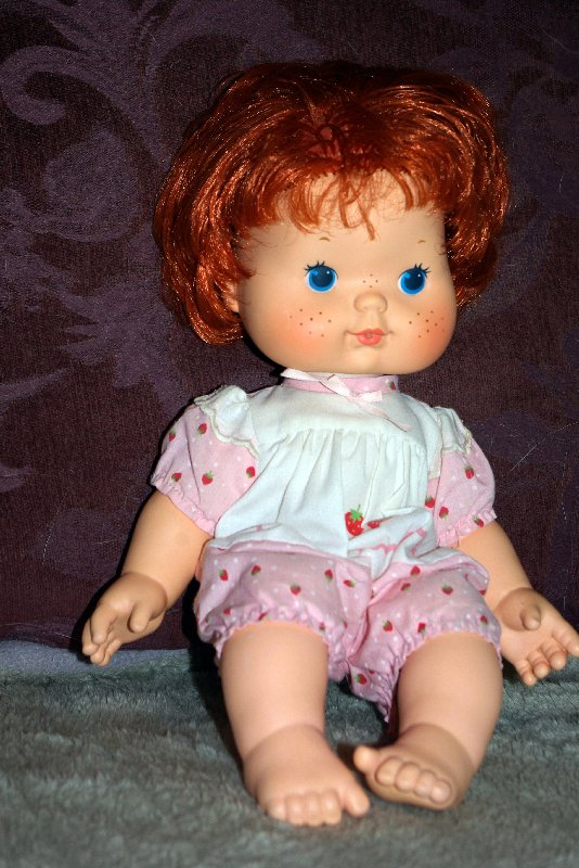 Strawberry Shortcake 1982