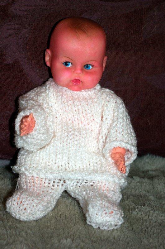 Baby doll by Lorrie Dolls. Taiwan.