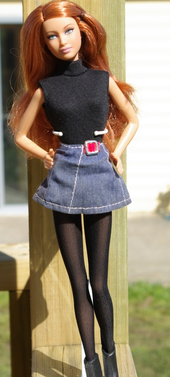 Denim Basics Barbie O4