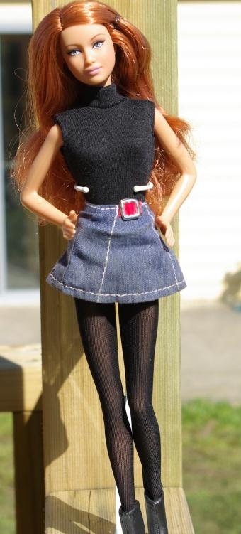 Denim Basics Barbie O4