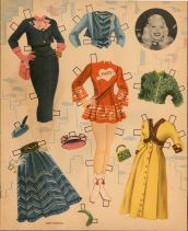 Mary Hartline costumes 1952