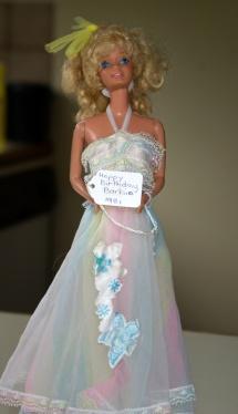 Happy Birthday Barbie 1981