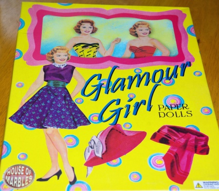 Glamour Girl is in fact a rerelease of Donna Reed.