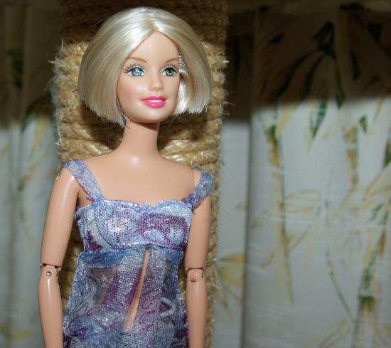 Aviator Barbie