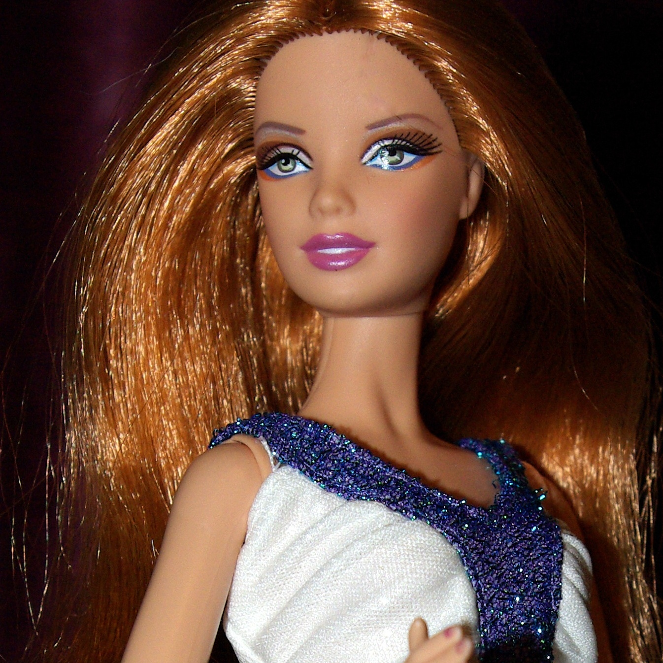 Black Basics Barbie#07