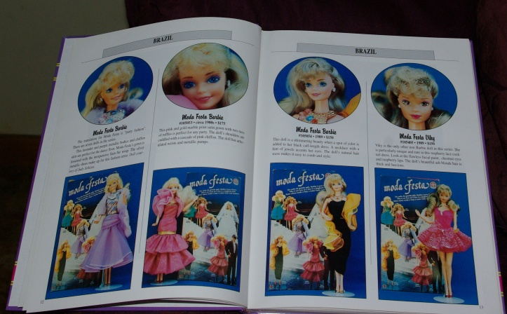 A page on Estrela Barbies from Brazil