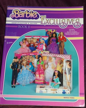 Barbie Exclusives from the 1990s.