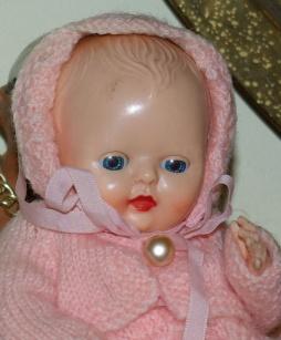 Naomi's Rosebud doll.