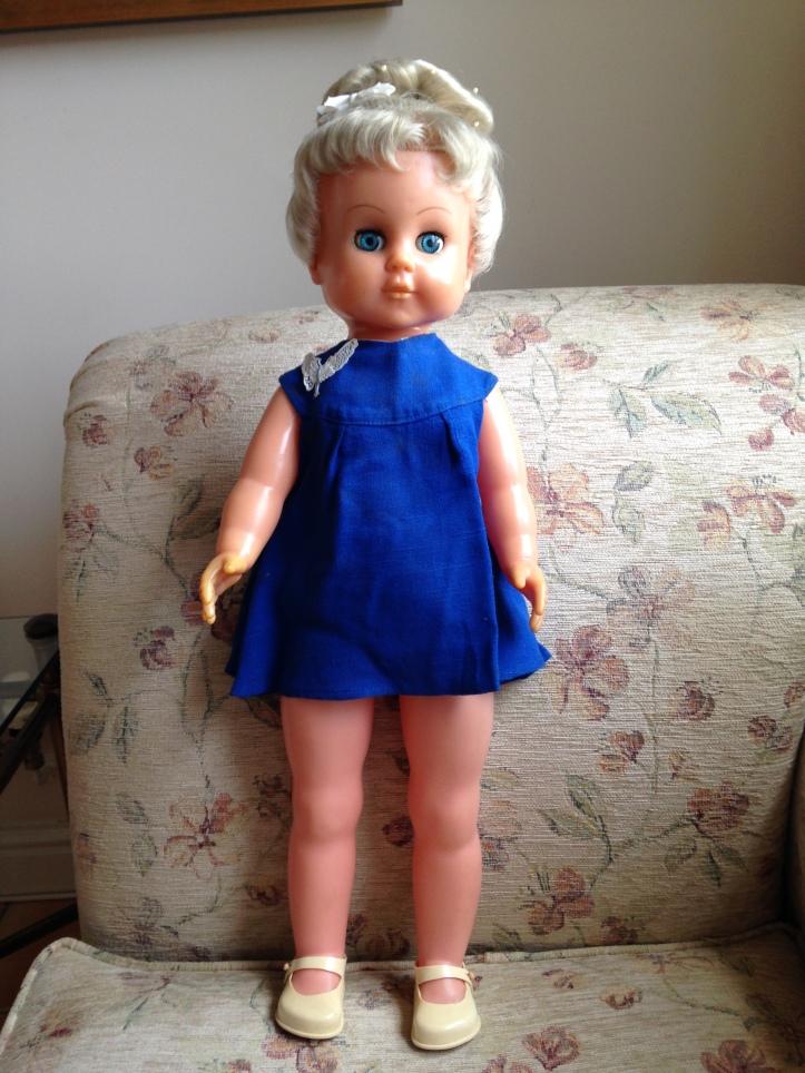 Lauren's mystery doll