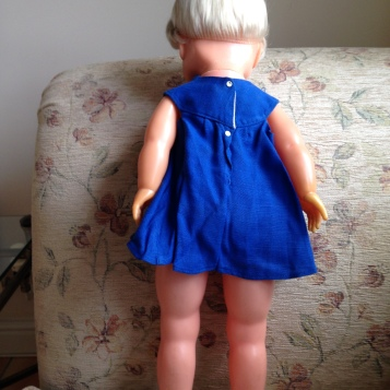 Doll back