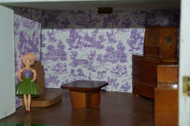 dolly mix dolls house room