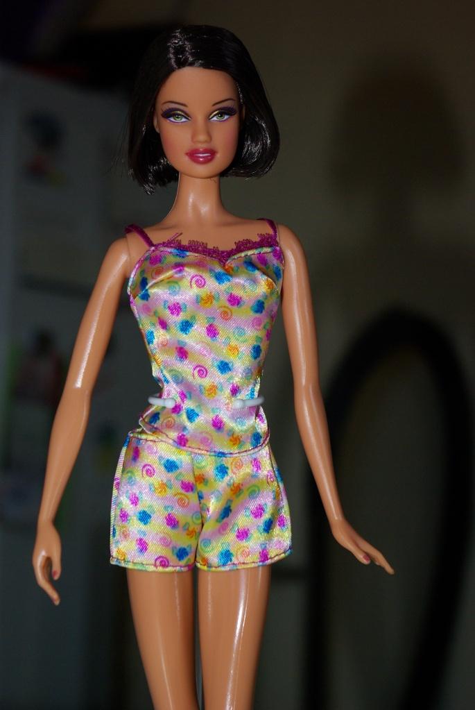 Julia in Fashion Fever PJ's