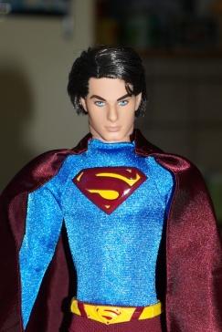 Ken as Superman
