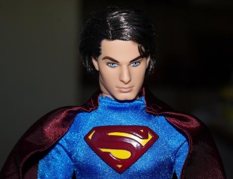 Ken as Superman in Superman Returns 2006.