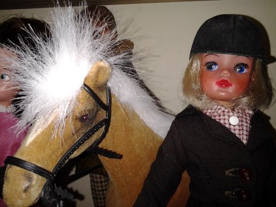 Active Sindy in Pony Club