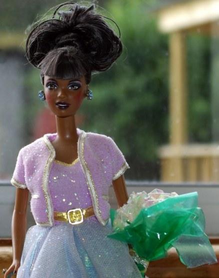 OOAK Barbie circa 1999