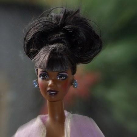 OOAK African American Barbie circa 1998