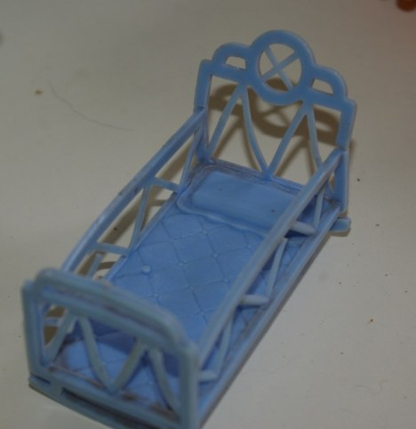 larger scale cradle