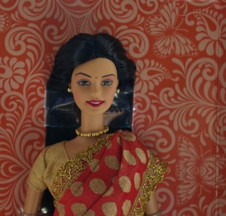 Barbie in India