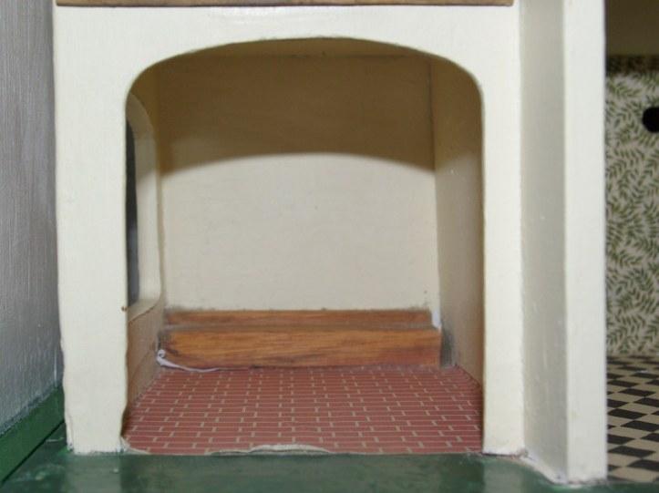 Triang 61 circa 1939 - porch