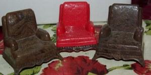 Kleeware armchairs